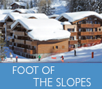 Foot of the slopes