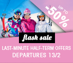 February half-term offers