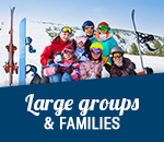 Large groups and families