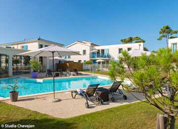 Self-catering - Hire   Royan - Saint Palais Les Carrelets