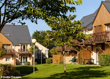 Self-catering - Hire Brittany And Loire Atlantique Saint Briac sur Mer / Dinard Les Roches Douvres