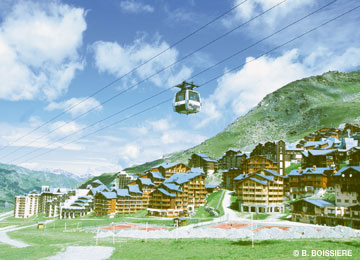 RESORT : Val Thorens