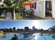 Self-catering - Hire Charente-Maritime / Vendee Ile d'oleron Camping les Grosses Pierres