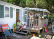 Self-catering - Hire Charente-Maritime / Vendee Ile de Re Camping les Peupliers