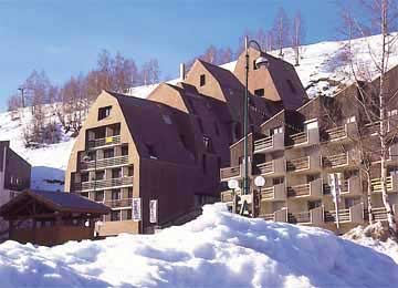 RESORT : Les 2 Alpes