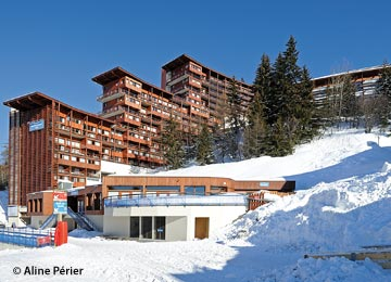 Self-catering - Hire Alps - Savoie Arc 1600 Le Roc Belle Face