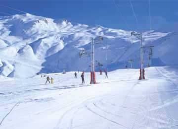 RESORT : Cauterets
