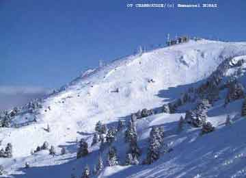 RESORT : Chamrousse