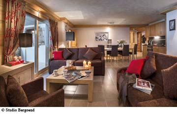Cgh les Chalets d\'angele - Holiday Accommodation Chatel | Lagrange