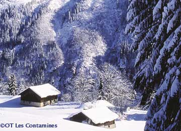 RESORT : les Contamines-Montjoie