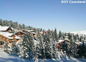 RESORT : Courchevel