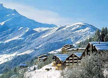 RESORT : Doucy / Valmorel