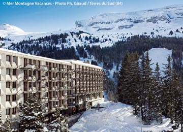 RESORT : Flaine