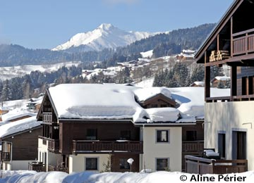 Self-catering - Hire Alps - Haute Savoy Les Gets Les Fermes Emiguy
