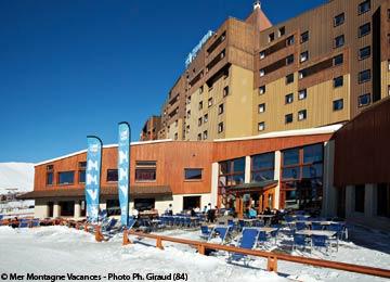 Hotel Club Les Bergers Alpe D Huez