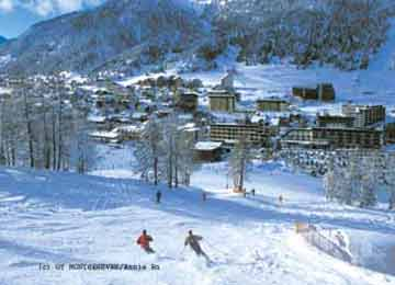 RESORT : Montgenevre