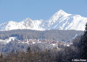 RESORT : Peisey Vallandry