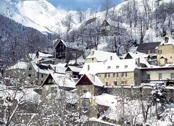 RESORT : Saint-Lary