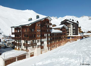 RESORT : Tignes