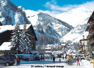 RESORT : Valloire