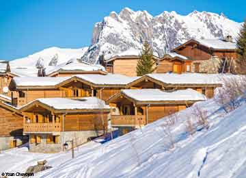 Self-catering - Hire Alps - Savoy Valmeinier Le Grand Panorama II
