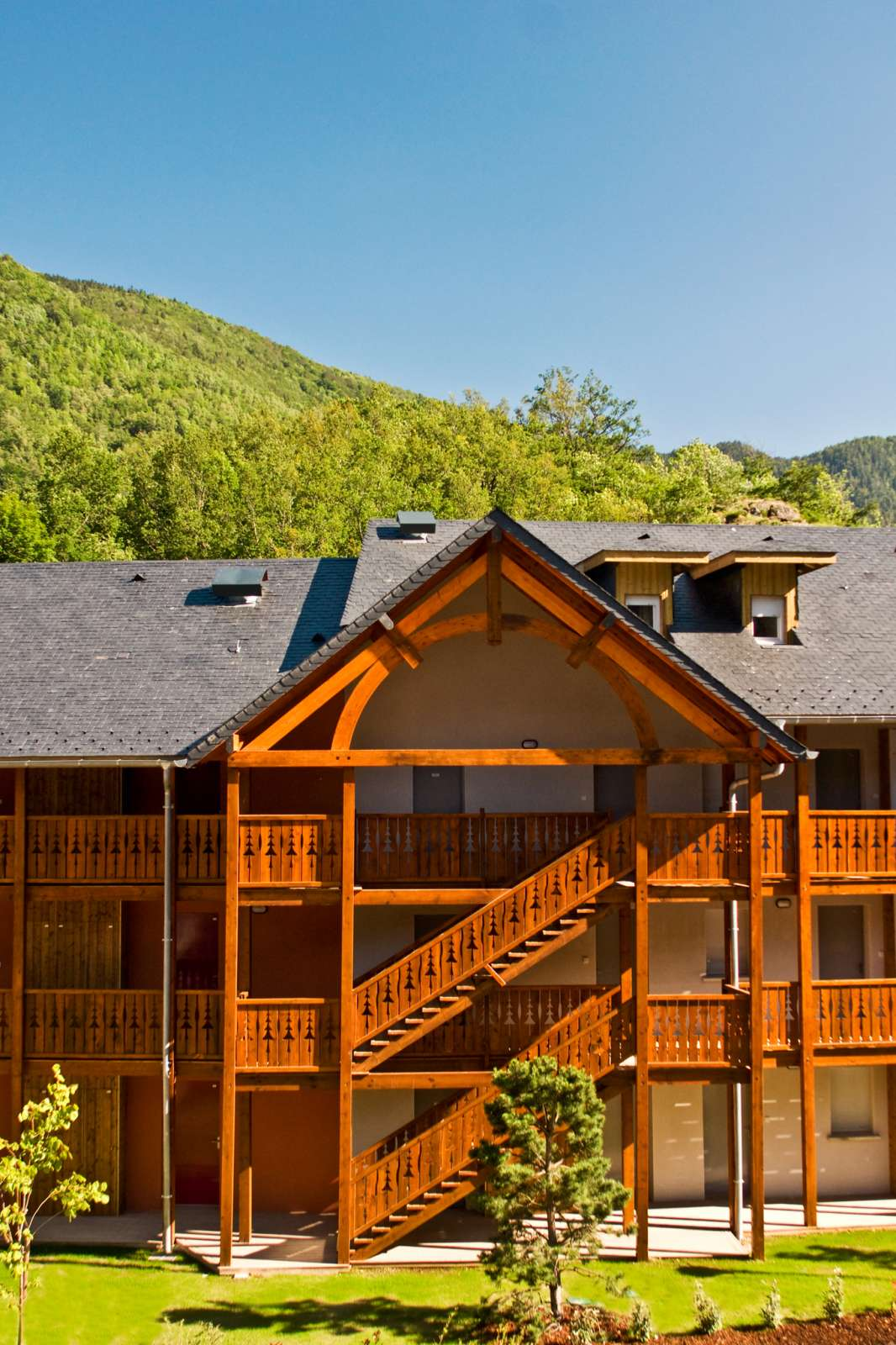 residence les chalets d ax accommodation ax les thermes lagrange
