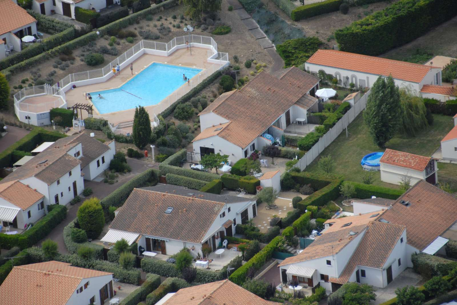 Residence Le Jardin des Dunes - Holiday Accommodation Notre Dame ...