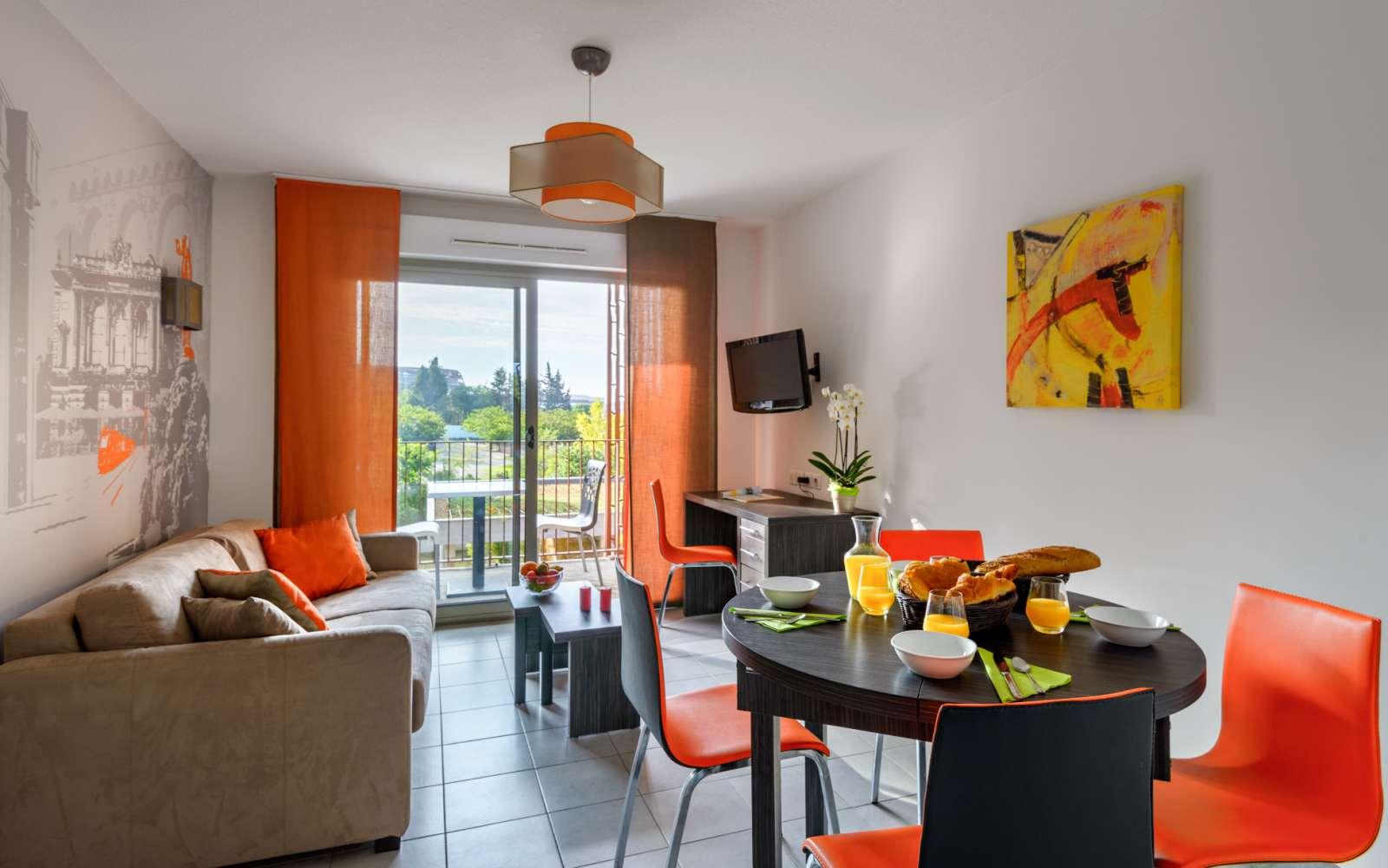 Residence Apart U0026 39 Hotel Montp  Millenaire