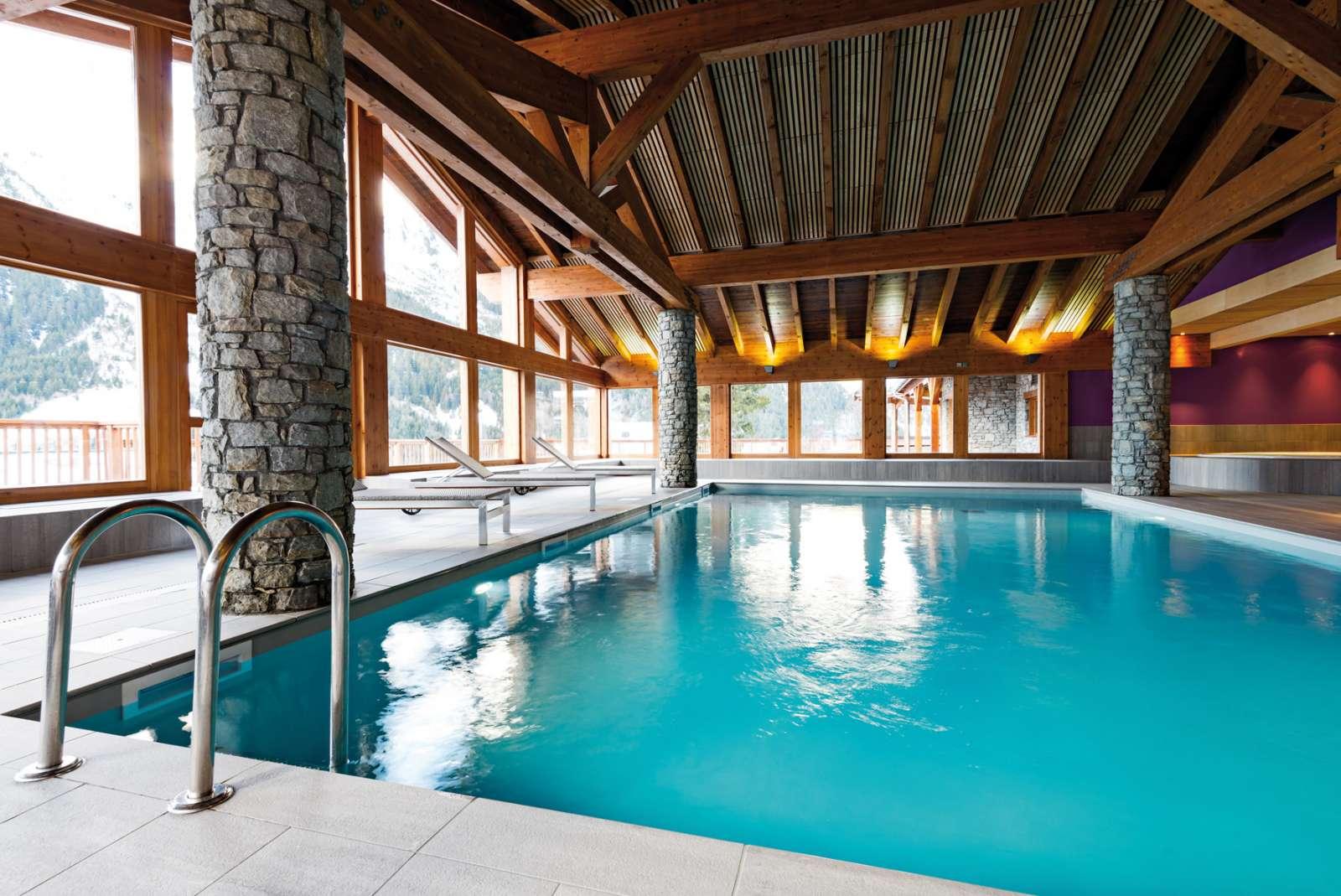 Residence les hauts de la vanoise holiday accommodation - Les jardins de la vanoise ...